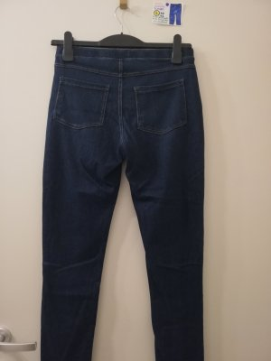 L Leggings Hose Tschibo blau