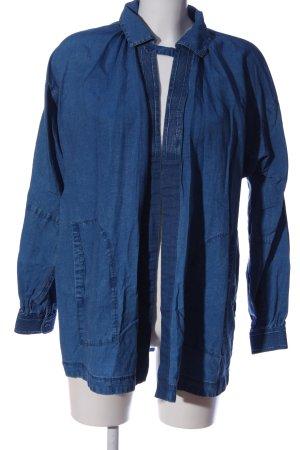 L.O.G.G Jeanshemd blau Casual-Look