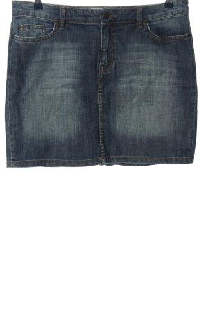 L.O.G.G Gonna di jeans blu stile casual