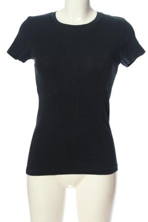 L.O.G.G T-Shirt black casual look