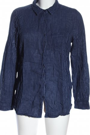 L.O.G.G Koszulka w paski niebieski Wzór w paski W stylu biznesowym