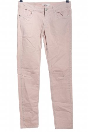 L.O.G.G Röhrenhose pink Casual-Look