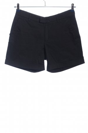 L.O.G.G Shorts schwarz Business-Look