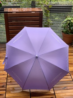 no name Walking-Stick Umbrella purple