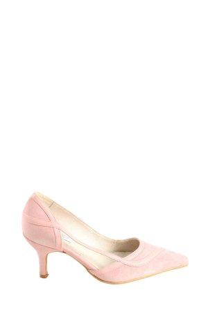 la belle Spitz-Pumps pink Elegant