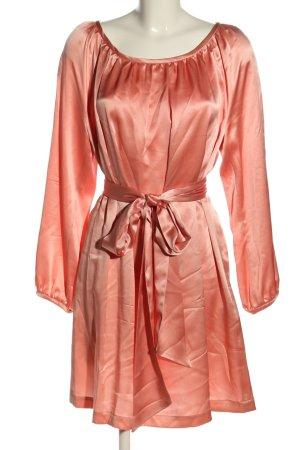 La Dress Longsleeve Dress light orange casual look