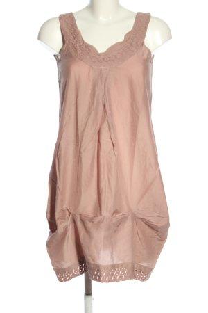 la fée maraboutée A-Linien Kleid pink Casual-Look