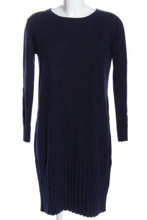 la fée maraboutée Vestido tipo jersey azul look casual