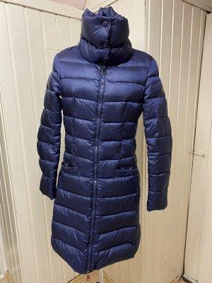 La Femme Zizu Daunenjacke Mantel dunkelblau 36 S