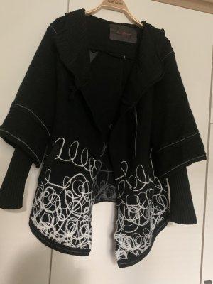 Made in Italy Płaszcz z kapturem Wielokolorowy