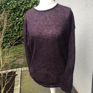 Lala Berlin Pull en laine rouge mûre