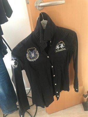 La Martina Shirt Blouse black