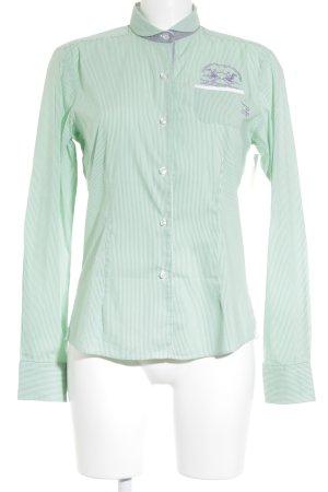 La Martina Hemd-Bluse Streifenmuster klassischer Stil