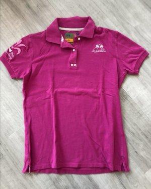 La Martina Polo Shirt violet