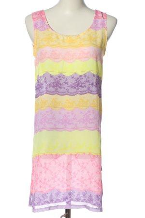 La perla Blouse Dress allover print casual look