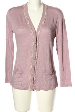La perla Cardigan pink Casual-Look