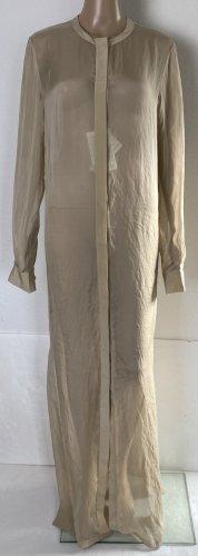 La Perla, Hemdkleid, beige, Seide, 38 (It. 44), neu, € 1.600,-