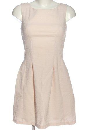La perla Minikleid creme Casual-Look