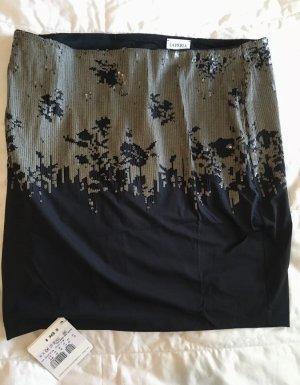 La perla Miniskirt black-gold-colored