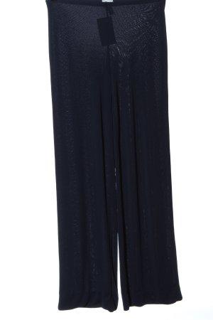 La perla Pantalone jersey blu stile casual