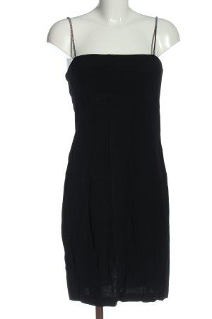 La perla Pinafore dress black elegant
