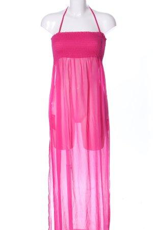 La perla Trägerkleid pink Elegant