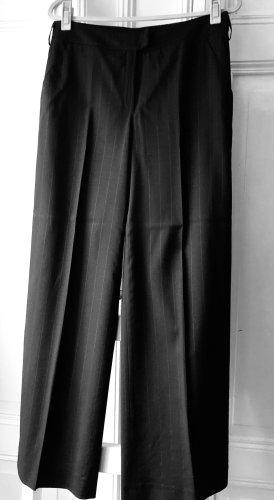 La perla Jersey Pants black-anthracite viscose