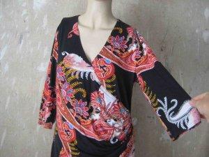 la rochelle - Kleid, Blumen- und Musterlook