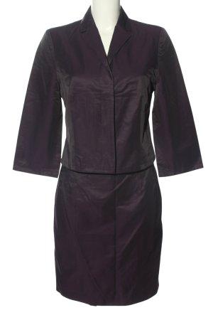 la rochelle Ladies' Suit lilac-brown business style