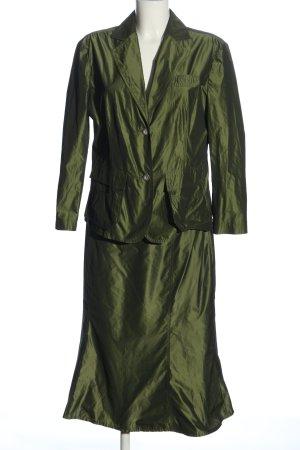 la rochelle Damespak groen casual uitstraling