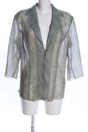 la rochelle Schlupf-Bluse khaki Casual-Look