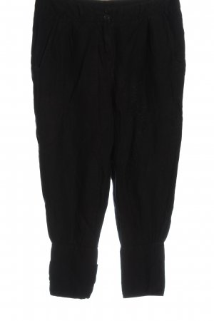 La Senza Lniane spodnie czarny W stylu casual