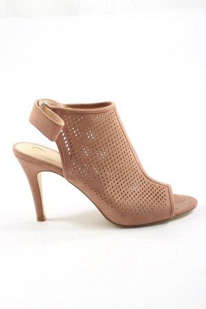 La Strada High Heel Sandaletten nude Casual-Look