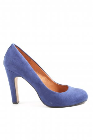 La Strada High Heels blau Business-Look