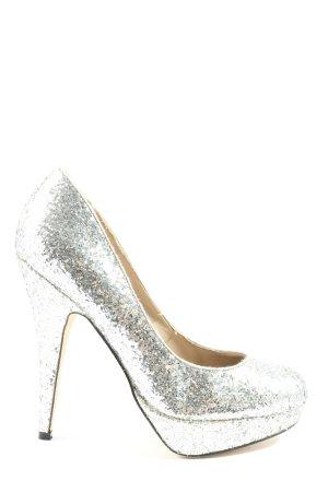 La Strada High Heels hellgrau Elegant
