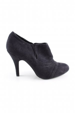 La Strada Reißverschluss-Stiefeletten schwarz Elegant