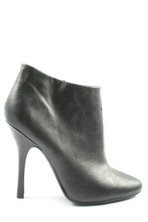 La Strada Reißverschluss-Stiefeletten schwarz Casual-Look