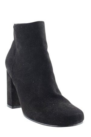 La Strada Reißverschluss-Stiefeletten schwarz