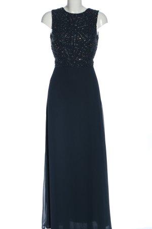 Lace & Beads Abendkleid blau Elegant