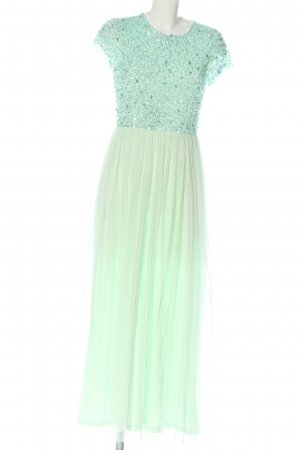 Lace & Beads Abendkleid grün Elegant