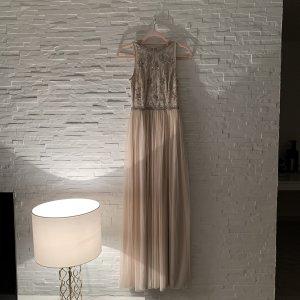 Lace & Beads Abendkleid
