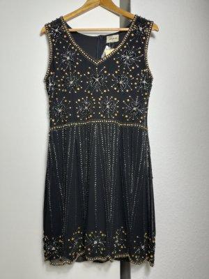 Lace & Beads Abendkleid mit Stickerei NEU Gr.M/38