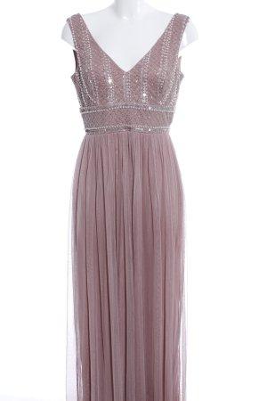 Lace & Beads Baljurk roze elegant