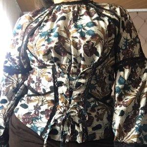 Lace Corset - Bluse
