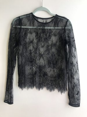 Lace Shirt longsleeve