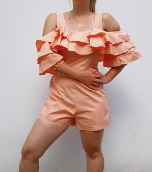 Lachs Jumpsuit Fashion Union 38