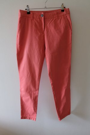 Colours of the World Chinos salmon cotton