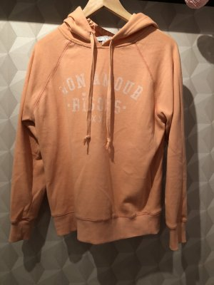 Cotton On Hooded Sweater apricot cotton