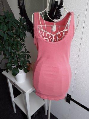 H&M Basic Top orange-pink