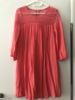 Babydoll Dress salmon